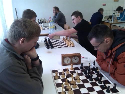 Přední šachovnice