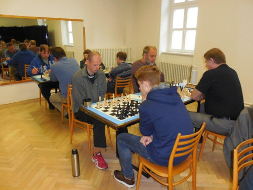 Pohled na 5. a 6. šachovnici (foto: Stanislav Vémola)