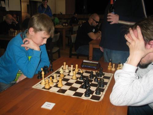 Vladislav Martyniuk opět ovládl mládežnické kategorie.