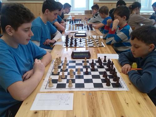 Jevíčko (vlevo) vyhrálo všechny zápasy