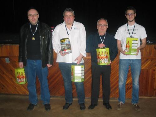 Vítězný Pivovar Dalešice (foto: Pavel Hubený)